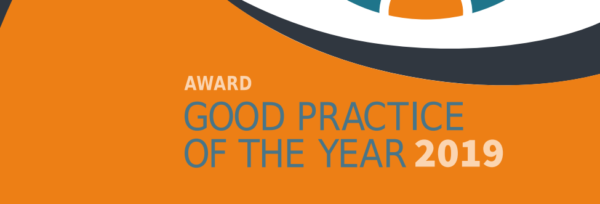 CROSSBOW among the jury's favourite practices of the 'Good Practice of the Year' award