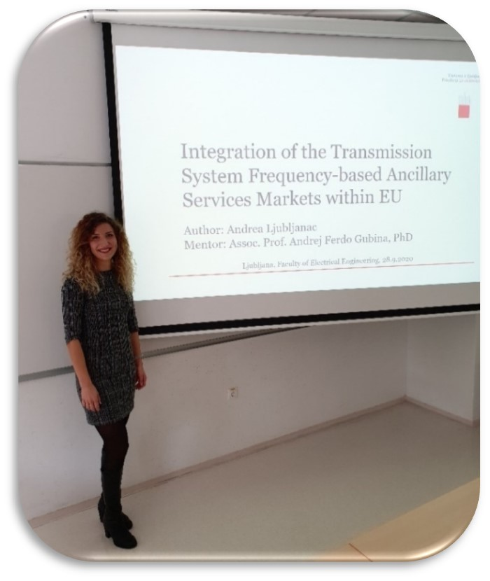 Thesis: Integrationof the transmission system frequency-based ancillary servicies makets with EU