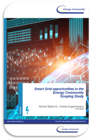 Report: Smart Grid Opportunities In The Energy Community Scoping Study