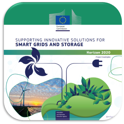 INEA Brochure: SMART GRIDS AND STORAGE (October 2019)